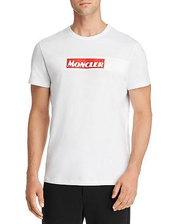 Moncler - Maglia Supreme-Logo Graphic Tee