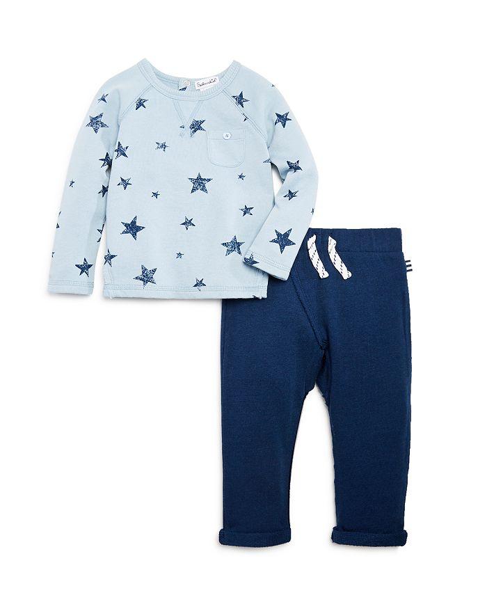 Splendid - Boys' Star-Print Top & Pants Set, Baby - 100% Exclusive