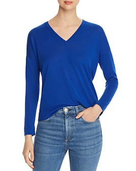 Eileen Fisher Petites - V-Neck Sweater