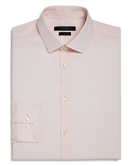 John Varvatos Star USA - Micro Dot Slim Fit Dress Shirt