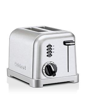 Cuisinart - 2-Slice Metal Classic Toaster