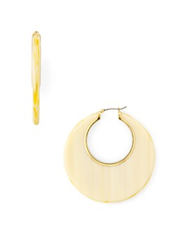 kate spade new york - On the Dot Hoop Earrings