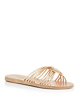 Ancient Greek Sandals - Women's Xanthi Slide Sandals