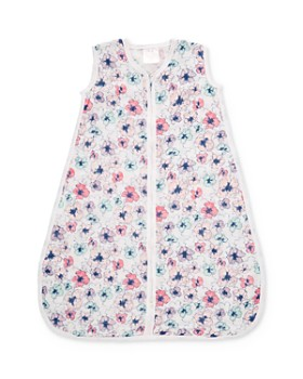 Aden and Anais - Girls' Floral-Print Sleeping Bag - Baby