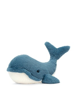 Jellycat - Wally Whale - Ages 0+