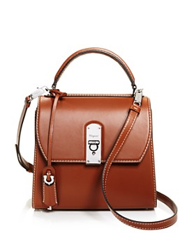 Salvatore Ferragamo - Medium Boxyz Satchel