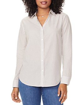 NYDJ - Classic Button-Down Shirt