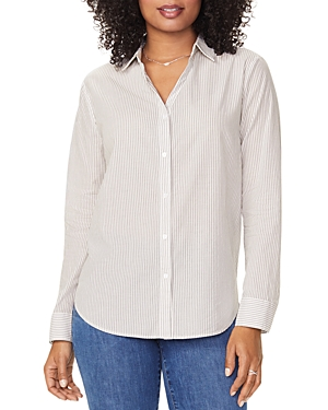 Nydj Classic Button-Down Shirt (Clearance)