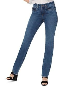 NYDJ - Marilyn Straight-Leg Jeans in Presidio