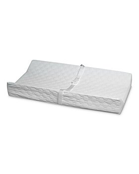 Beautyrest - Beautyrest ComforPedic Contoured Crib & Toddler Changing Pad with Plush Cover