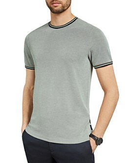 Ted Baker - Winna Stripe Soft Touch Tee