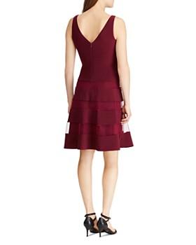 Ralph Lauren - Sleeveless Fit-and-Flare Dress