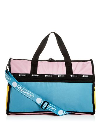 LeSportsac - Candace Color-Block Classic Weekender