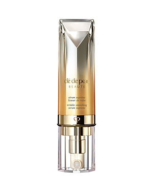 What It Is: Powered by cutting-edge technology, this anti-aging serum significantly reduces the appearance of wrinkles for complete radiance that improves with time. What It Does: - Inspired by four dermatological wrinkle procedures to restore skin elasticity. - Luxuriously enriched, high-potency retinol dramatically targets deep-set wrinkles. - High-potency ingredients work synergistically to effectively hydrate while smoothing and retexturizing skin. - Reduces visible signs of damage caused by