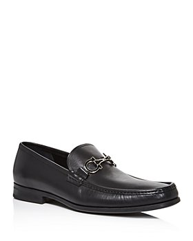 Salvatore Ferragamo - Men's Chris Reversible Bit Loafers - Wide