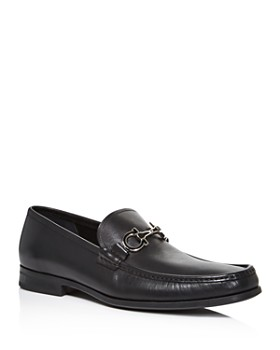 Salvatore Ferragamo - Men's Chris Reversible Bit Loafers