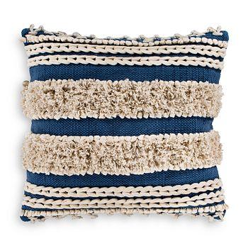 "Surya - Helena Textured Throw Pillow, 22"" x 22"""