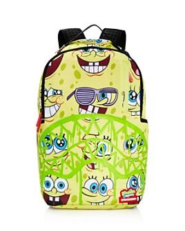 Sprayground - Boys' SpongeBob Slime Backpack - 100% Exclusive