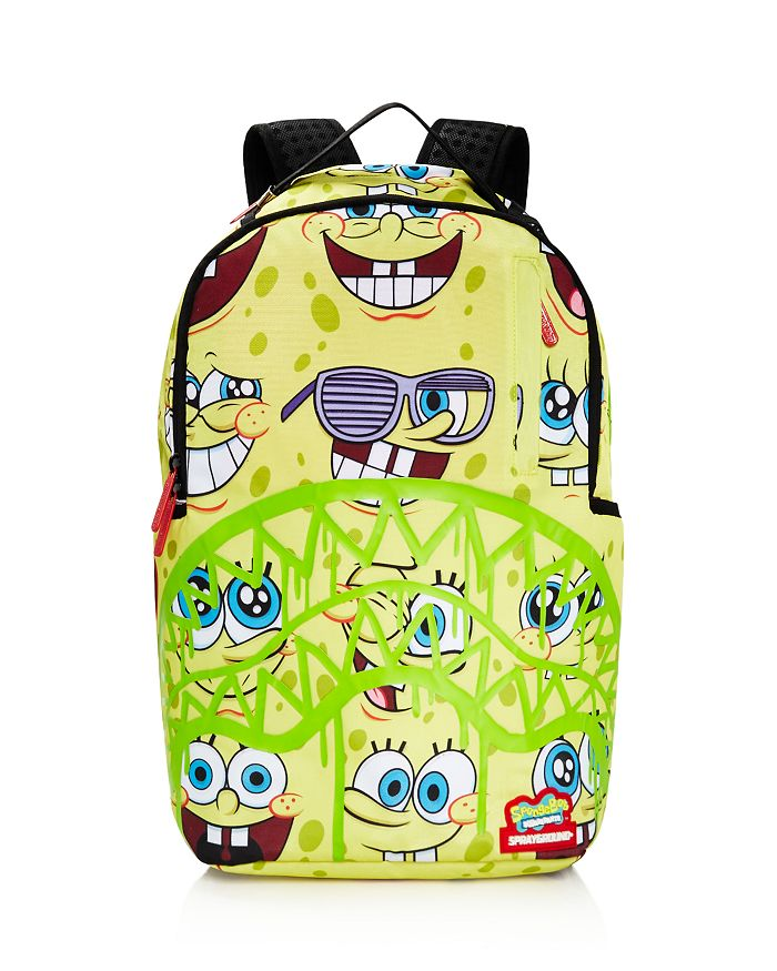 7f975452 Sprayground Boys' SpongeBob Slime Backpack - 100% Exclusive ...