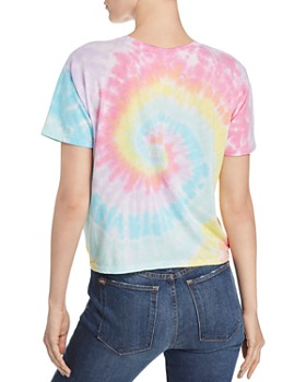 Generation Love - Yooni Spiral Tie-Dyed Tee