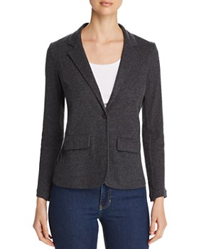 Majestic Filatures - Heathered Knit Blazer