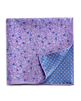 The Men's Store at Bloomingdale's - Ditsy Floral/Neat Pocket Square