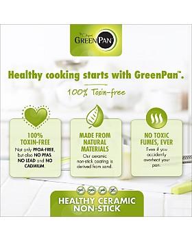 """GreenPan - Paris Pro 12"""" Fry Pan"""