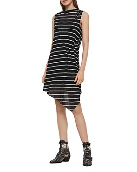 ALLSAINTS - Duma Striped Tank Dress