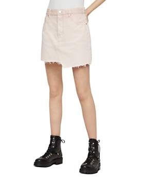 ALLSAINTS - Mai Denim Skirt