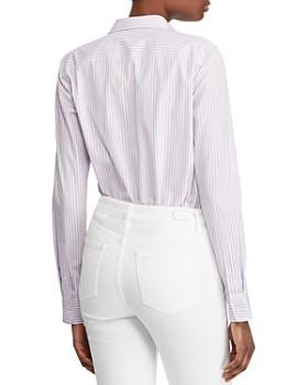 Ralph Lauren - Striped Button-Down Top