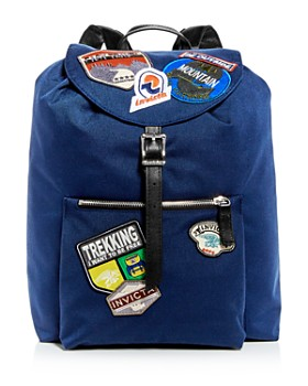 Invicta - Alpino Heritage Patch Backpack