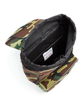 Invicta - Jolly Camouflage Star Backpack