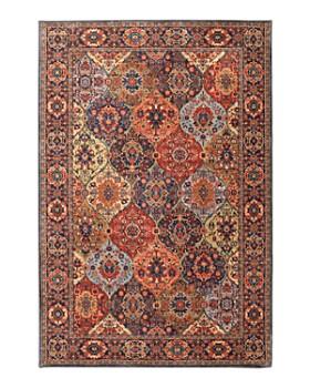 """Karastan - Spice Market Levant Runner Rug, 2'4"""" x 7'10"""""""