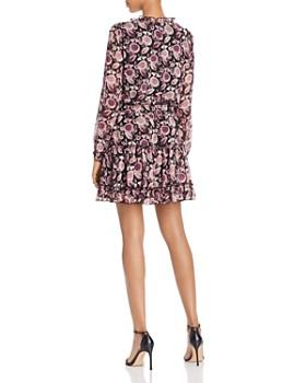 Rebecca Minkoff - Rosemary Ruffled Floral Mini Dress