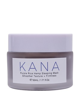 Kana Skincare - Purple Rice Hemp Sleeping Mask 1.7 oz.