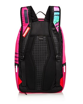 Sprayground - Girls' Press Start Lips Backpack