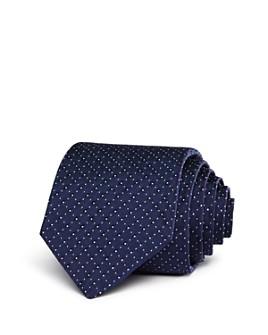 John Varvatos Star USA - Circle & Pindot Classic Tie