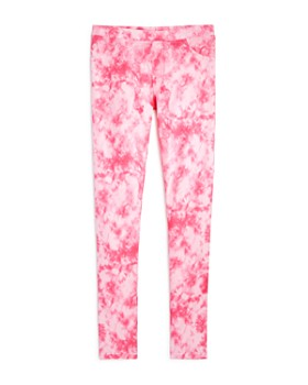 AQUA - Girls' Tie-Dyed Leggings, Big Kid - 100% Exclusive