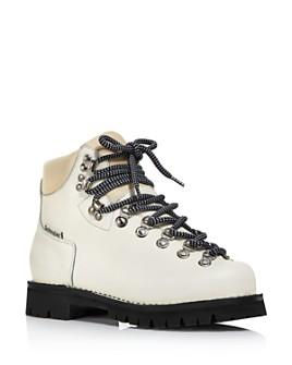 Proenza Schouler - Women's Lace-Up Boots