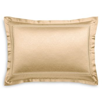 Hudson Park Collection - Luxe Frame King Sham - 100% Exclusive