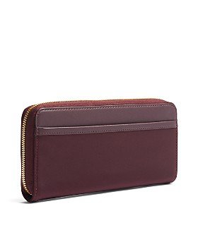 Tumi - Zip-Around Continental Wallet