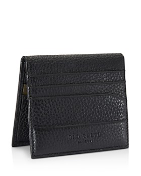 Ted Baker - Steemer Leather Bifold Card Case ...