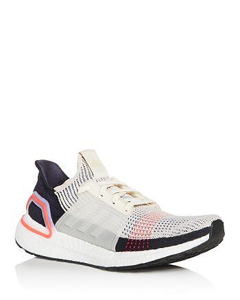 Adidas Men's Ultraboost 19 Knit Low-Top Sneakers   Bloomingdale's