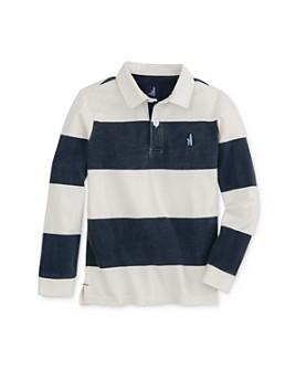 Johnnie-O - Boys' Retro Striped Polo Shirt - Little Kid, Big Kid