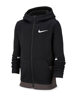 Nike - Boys' Elite Zip-Up Hoodie - Big Kid