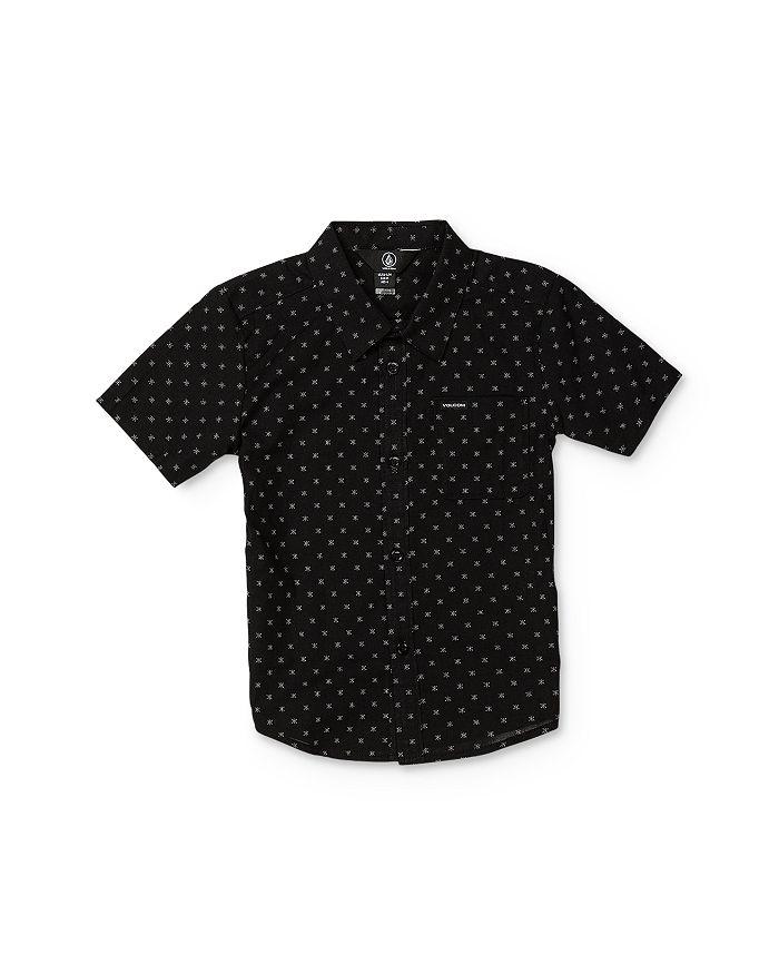 Volcom - Boys' Newmark Camp Shirt - Little Kid