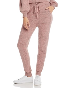 Joie - Betheny Mélange Knit Jogger Pants