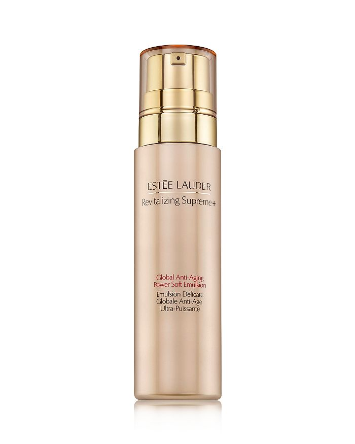Estée Lauder - Revitalizing Supreme+ Global Anti-Aging Power Soft Emulsion 3.4 oz.