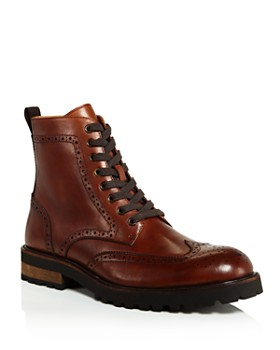 The Men's Store at Bloomingdale's - Men's Brody Brogue-toe Boots - 100% Exclusive