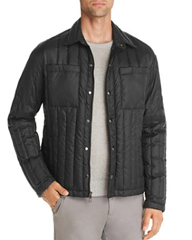 ATM Anthony Thomas Melillo - Lightweight Quilted Down Puffer Jacket